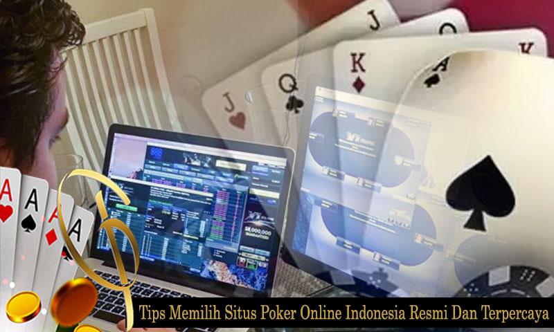 Situs Poker Online Indonesia Resmi Dan Terpercaya - Prospectbk